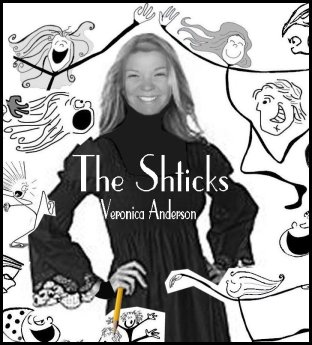 The Shticks Veronica Anderson Kindle cover